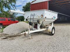 Parker 1500-R Weigh Wagon