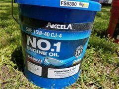 Case IH Akcela 15W-40 CJ-4 No. 1 Engine Oil