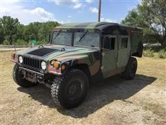 1992 AM General HMMWV M998 Humvee