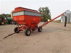 "Kory 185 Gravity Wagon & Demco Gear W/Sudenga 5"" Drill Fill"
