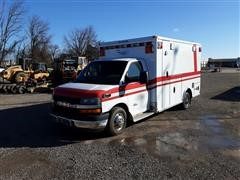 2010 Chevrolet G4500 Ambulance