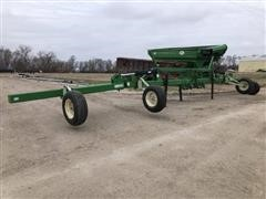 Moore-Built 3-Pt Cultivator Bar