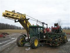 1995 Custom Built Cabbage Harvester