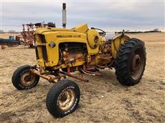 1958 Minneapolis Moline 5 Star LP Gas 2WD Tractor