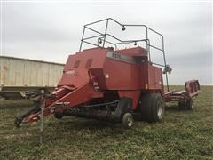 Case IH 8575 Silage Special Big Square Baler w/ Accumulator