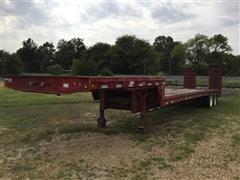 2003 Better Built T/A Drop Deck Trailer