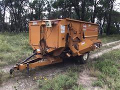 KUHN 3130 Feed/Mixer Wagon