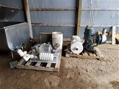 Sunset/Tecumseh/Surge Milking Equipment