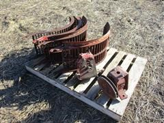 Case IH 1480 Concaves & Header Parts