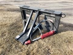 2020 Industrias America POST Tree/Post Puller Skid Steer Attachment