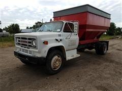 1987 GMC C7000 Truck w/Gravity Box