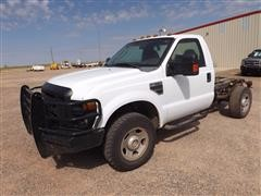 2009 Ford F-350 Super Duty Cab And Chassis