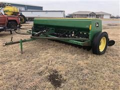 John Deere 8300 End Wheel Drill