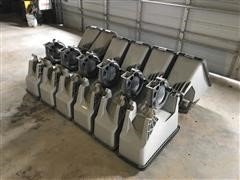 Case IH 1230 Planter Boxes w/ Seed Meters