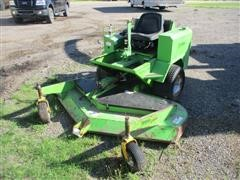 CTL 1902D Turf Runner Lawn Mower
