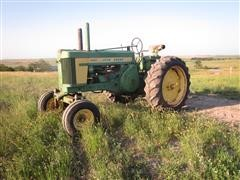 1957 John Deere 720 Diesel 2WD Tractor