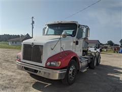 2005 International 9200 T/A Truck Tractor