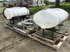 Kinze Fertilizer Tanks And Pump