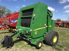 2014 John Deere 569 MegaWide Plus Round Baler
