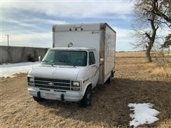 1995 GMC TG31603 Step Van