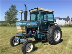 1976 Ford 7700 2WD Tractor W/ Cab