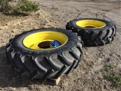 Mitas AC85 420/85R34 Tires And Rims