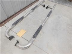 LUVERNE Step Pipe Pickup Running Boards
