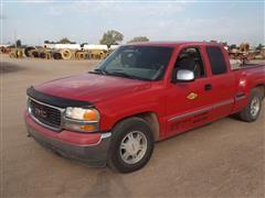 2000 GMC Sierra 1500 Pickup