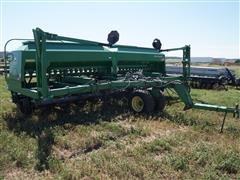 """John Deere 1560 20' X 10"""" Spacing No Till Drill"""
