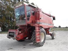 1981 International 1460 Axial-Flow Combine
