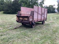 Dion Meyer Forage Wagon
