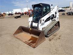 2015 Bobcat T770 Compact Track Loader