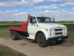 1972 Chevrolet C50 Service/Fuel Truck
