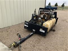 2011 Sullair 375HJD3 Air Compressor