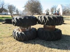 20.8-34 Traction Tires/Rims