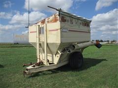 BJM HW400C Grain Cart