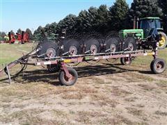 M&W BF10 Wheel V-Rake