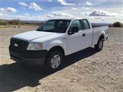 2006 Ford F150 4x4 Extended Cab Pickup