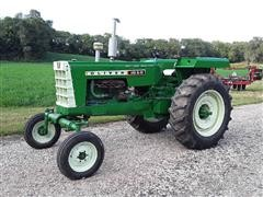 1968 Oliver 1650 2WD Tractor