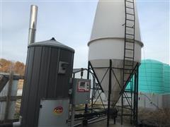 2006 Pelco PC1020 Biomass Hot Water Boiler