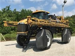 2014 AGCO RoGator RG1100 Self-Propelled Sprayer