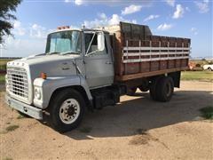 1982 Ford 7000 S/A Grain Truck
