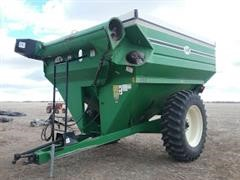 1999 J&M 750-16 Grain Cart