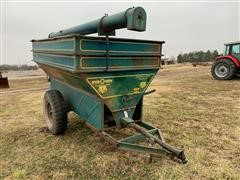 grain-O-vator Auger Feed Wagon