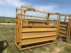Sioux 8.5' Adjustable Alleyway