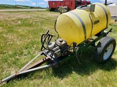 Schaben 150-Gal Pull-Type Sprayer