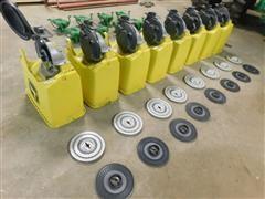 John Deere Seed Boxes W/eSet Meters