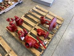 Kimray Water Dump Valves