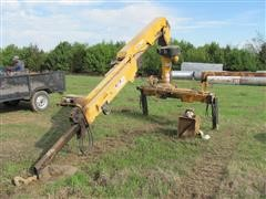 Dunbar Tico Truck Mounted Lift/Crane