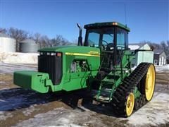 2000 John Deere 8410T Tracked Tractor
